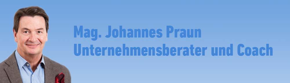 Johannes Praun – Praun & Amm Unternehmensberatung